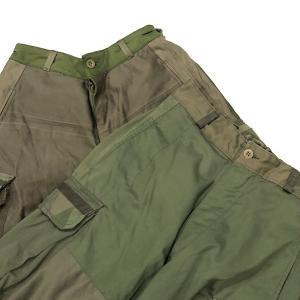 Nasngwam.ナスングワムの新作リメイクパンツ! BARBARIAN PANTS M-47