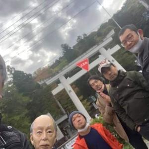 伊那暴れ旅⑨ 諏訪大社でところてん