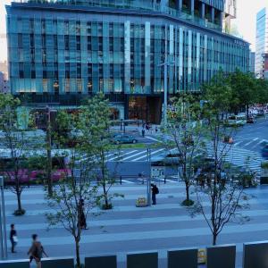 Urban landscape 9 名古屋駅上から