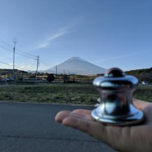 CS60と富士山