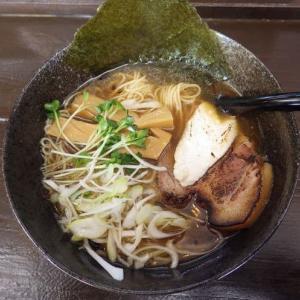 環2の麺処 あさ川 [港南区] / 醤油らーめん + 和え麺