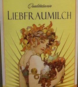 Sommerauer Schlossbergkellerei Liebfraumilch 2017 ~ マハタ、アオリイカ、ショウサイフグ
