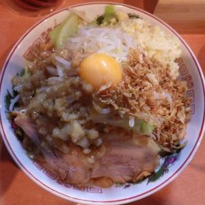 ブーマン [茅ヶ崎市] / 汁なし + 粉チーズ