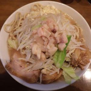 ラーメン二郎 前橋千代田町店 / 小豚ラーメン