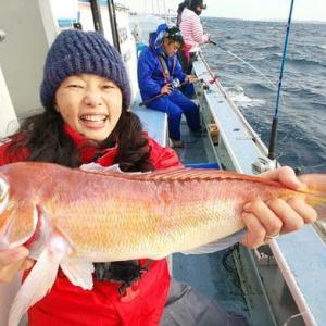 PureAnglers 2019 第11回(#58) - 相模湾のアマダイ釣り教室