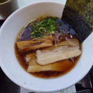 横須賀PA/醤油ラーメンセット [横浜横須賀道路(上)]