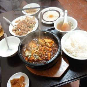 匠味 [港南区] / 麻婆石鍋豆腐、担仔麺、他