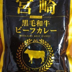 宮崎黒毛和牛ビーフカレー