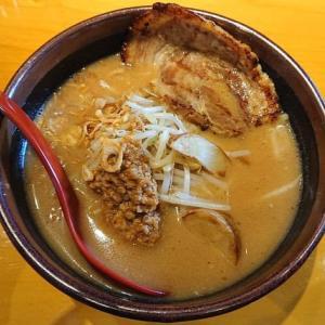 麺場 田所商店 本郷台店 [栄区] / 北海道味噌らーめん + 炙りチャーシュー + ミニジャージャー丼