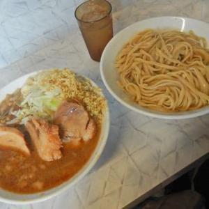 麺屋 歩夢 金沢八景店 [金沢区] / 小つけ麺 + しょうがW