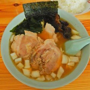 ラーメン イレブン [山武市] / チャシウメン + 小ライス