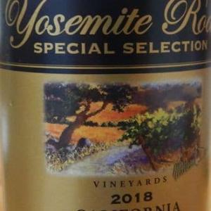 Yosemite Road Special Selection Pinot Noir Cabernet 2018 ~ アマダイ、タチウオ
