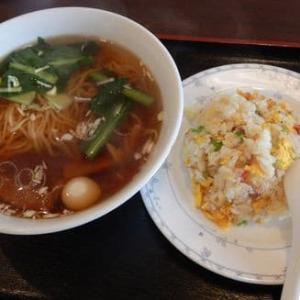 野庭飯店 [港南区] / 拉麵 + 半炒飯