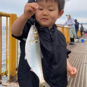 磯子海釣り施設 ~ ファミリーフィッシングへのいざない