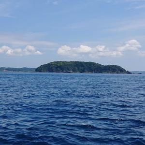 イサキ定量、アジも快調、富浦沖のリレー釣り