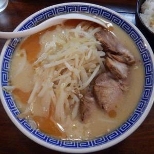 niるい斗 [港南区] / 上越味噌ラーメン + ネギご飯