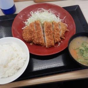 かつや 横浜日野店 [港南区] / ロースカツ定食