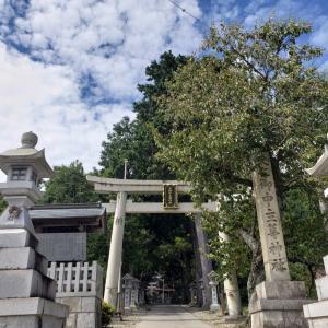 藤ケ崎龍神社の霊気