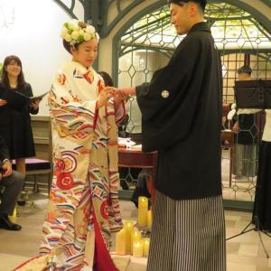 幸せのご報告♪素敵な結婚式の写真を頂きました(*^^*)~ブライダルエステ~