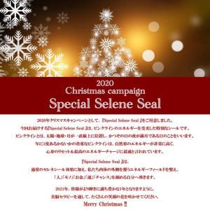 クリスマスキャンペーン第一弾〜『Special Selene Seal 』〜