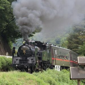 真岡鉄道の蒸気2     多田 誠