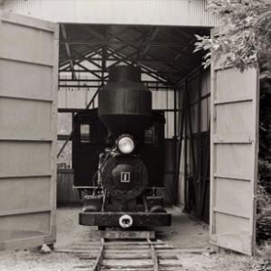 木曽森林鉄道 ボールドウィン  岩松喜一