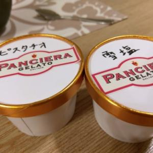20年ぶり?GELATERIA PANCIERA