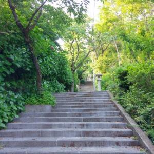 伊豆山神社と駅散歩