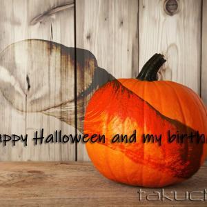 Halloween と…