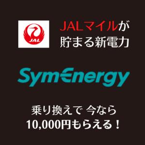 【新電力】ポイントサイト経由で「シン・エナジー」に乗り換えると今なら総額10,000円もらえる!