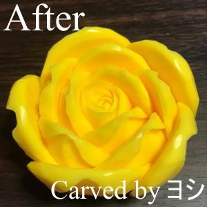 【After】ヨシさん「そりバラの切り出し」