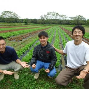 農業実習生受入中ぅ~