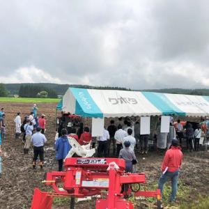 スマート農業技術実演会
