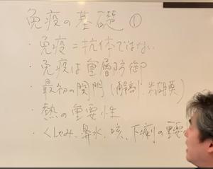 内海聡の『今こそ聞いて欲しい免疫の基礎①』 動画