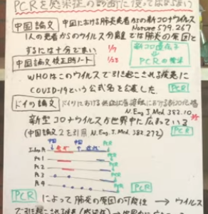 マリス博士の「PCRを感染症の診断に使ってはならない」という意味/大橋眞氏 徳島大学