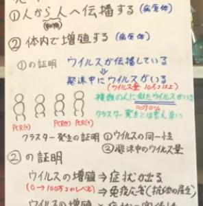 新コロウイルスは本当に感染症を引き起こすのか/大橋眞氏 徳島大学