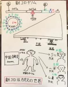 このウイルスは、カオスの世界だ/大橋眞氏 徳島大学