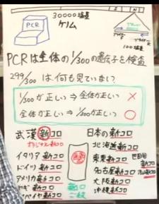 PCR検査では、何もわからない/大橋眞氏 免疫生物学  徳島大学名誉教授