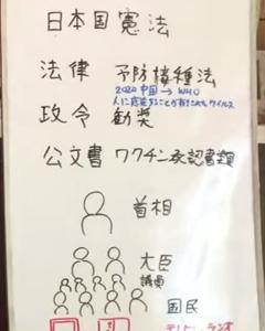 日本国憲法が危ない/大橋眞氏 免疫生物学