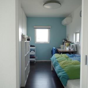 中学校入学に向け、子供部屋を個室化する。前編。