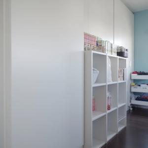 中学校入学に向け、子供部屋を個室化する。中編(長男部屋編)。