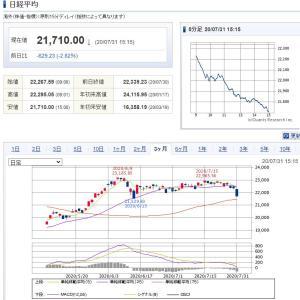 株価が下落しても恐れない投資家へ