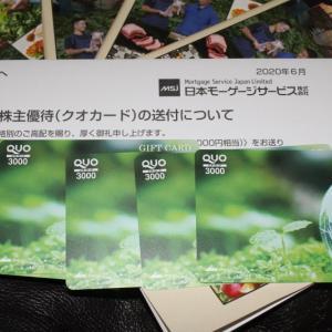 15000円分のクオカード
