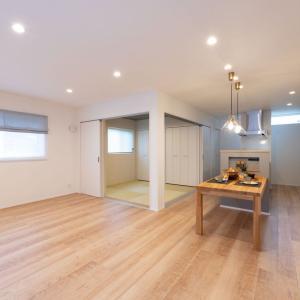 OPEN HOUSE『充実の収納と家事導線に優れたこだわりの家』