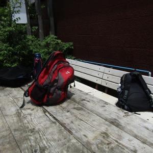 丹沢大山の登山④:次の山登りは、ステッキを持って登る!
