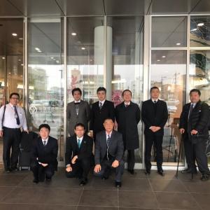 行政視察最終日、福岡県飯塚市❗(^O^)