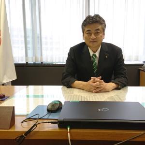 第60代  大和市議会議長  に就任しました。