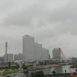 人生五十年~・・・と、新横浜市会議事堂(^O^)