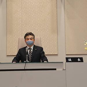 9月議会が閉会と、頑張れ‼️シルフィード‼️(^O^)