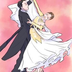 ●エレガントに踊りたい(*´-`)